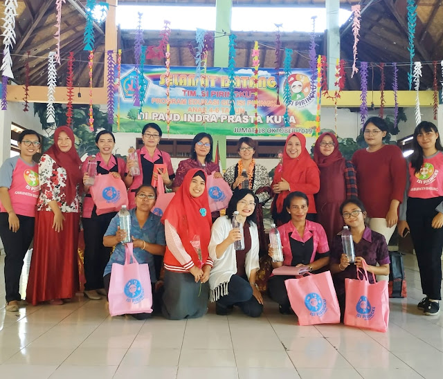 Kunjungan Ke Paud IndraPrasta Kuta Bali