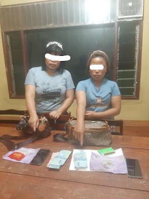 Dua Perempuan Diduga Pelaku Pembunuhan Ditangkap, Motifnya Sakit Hati Tidak Diberi Pinjaman