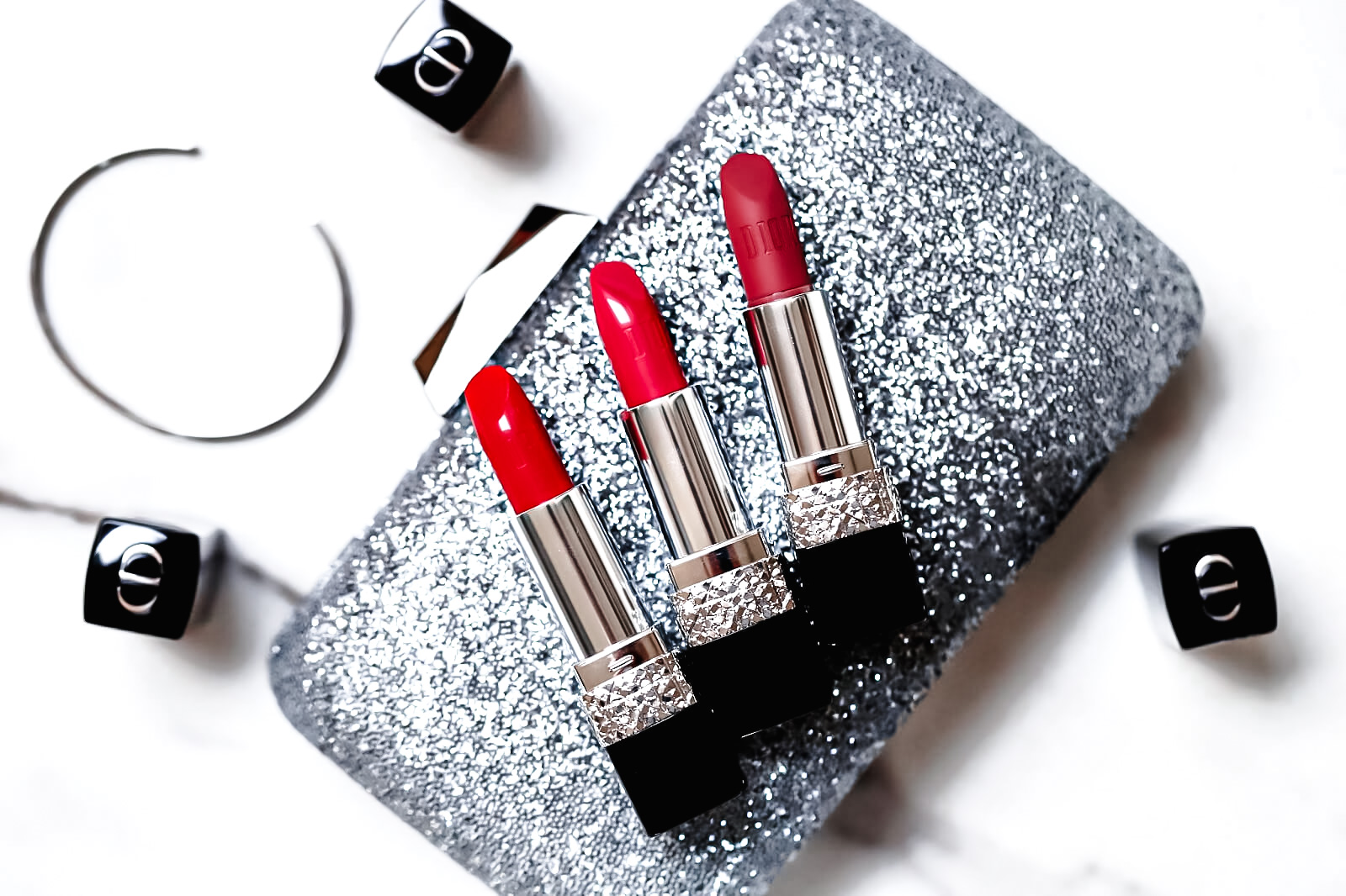 Rouge Dior Happy 2020 Red Smile Classic Matte Feel Good