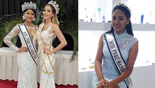 Kristen Cardenas Isuiza es Miss Perú Madre de Dios 2020