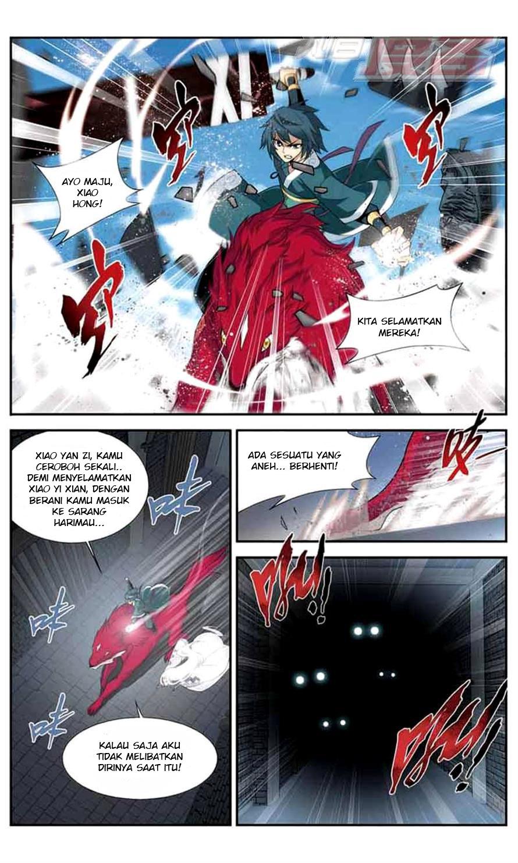 Battle Through the Heavens Chapter 31-42