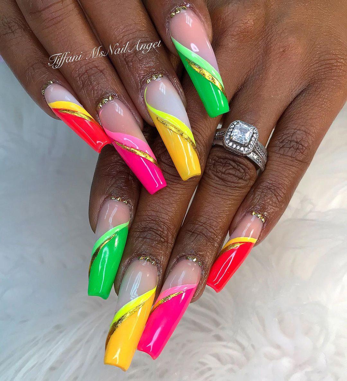 20 Trending summer nail colors and designs for 20. / MÉLÒDÝ JACÒB