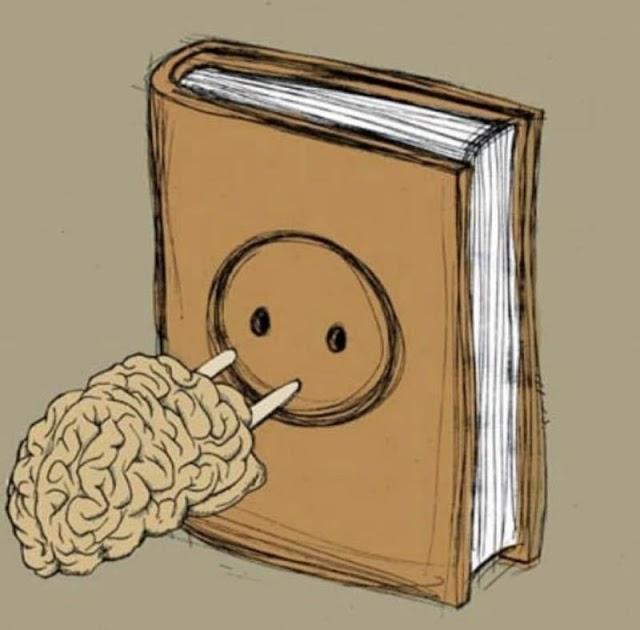 Beyninizi Kitapla Şarj Edin