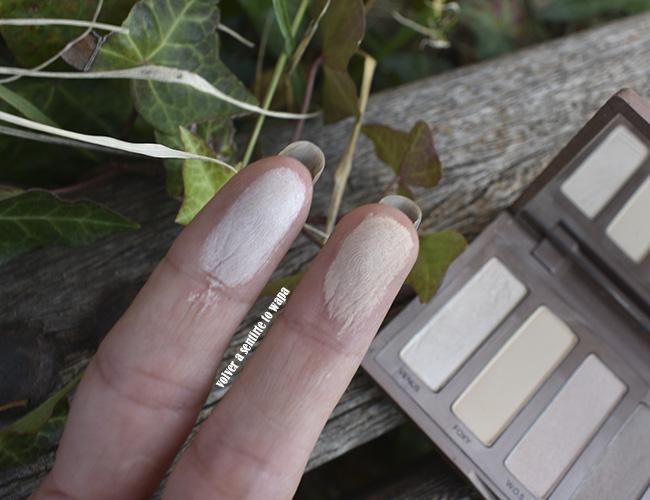Paleta de sombras de ojos Naked Basics de Urban Decay