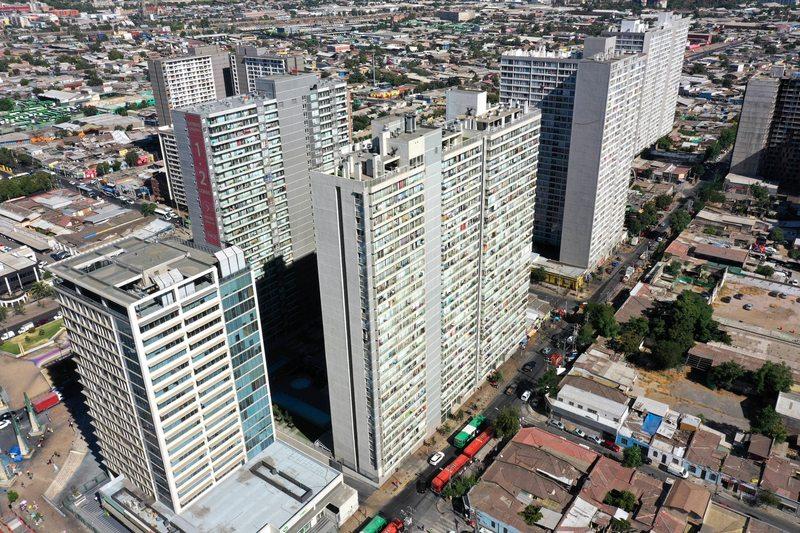 Las reglas que limitan la construcción en altura en cuatro comunas del Gran Santiago