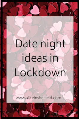 Date Night Ideas in Lockdown