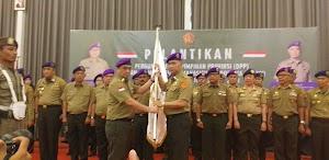 Sekjen DPN IARMI Melantik Walikota Jambi Menjadi Ketua DPP IARMI Provinsì Jambi.