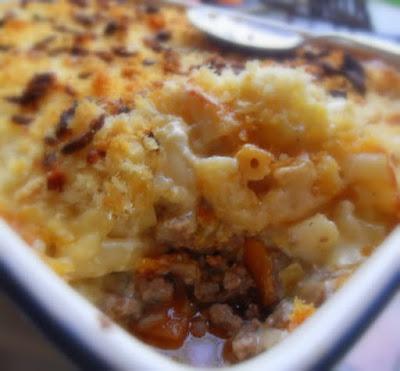 Macaroni Shepherd's Pie
