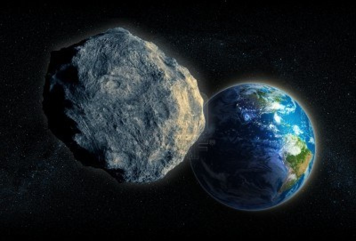 earth asteroid on depression - photo #26