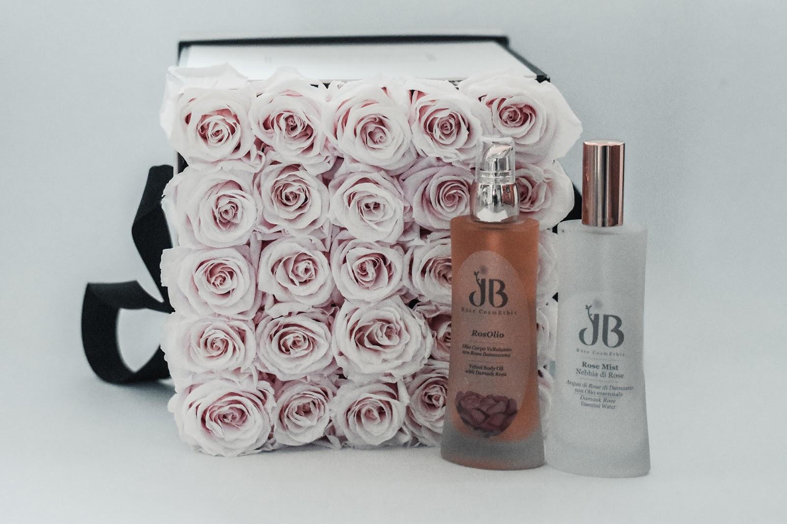Cosmetici Naturali petali di Rosa