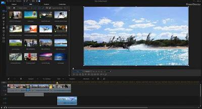 Cyberlink Power Director - 11 Software Video Editor Terbaik Untuk Windows
