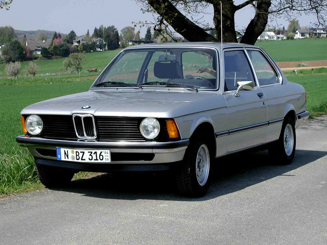 Automobilissmosrbija 1976 1983 Bmw E21 Serie 3