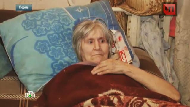 Пожилая россиянка с инвалидностью три дня провела с телом сына и кричала соседям!
