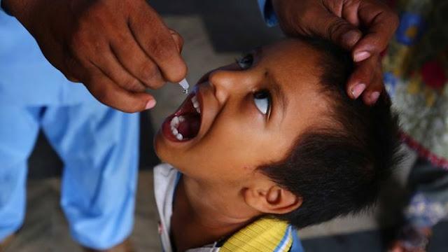 Un grand pas dans l'éradication de la poliomyélite a été franchi