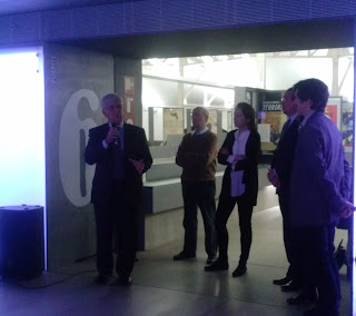 Antonio Basanta, José Luis Martínez, Elena González y Oyer Corazón