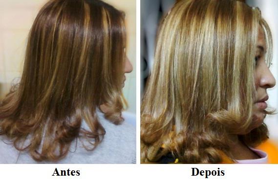Como matizar cabelos loiros