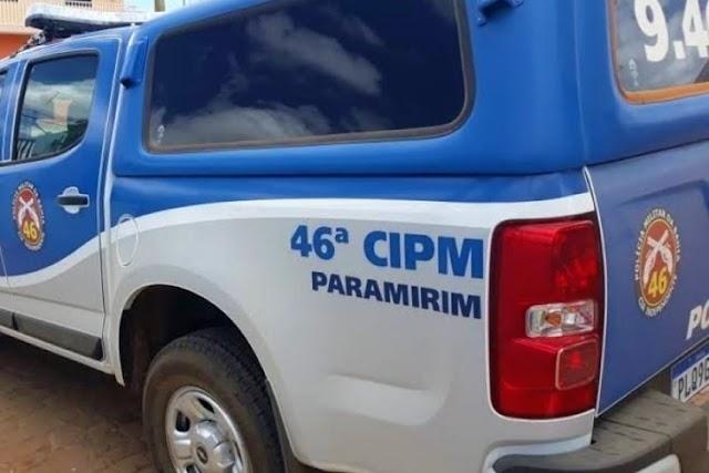 Homem mata esposa a tiros e comete suicídio em Paramirim