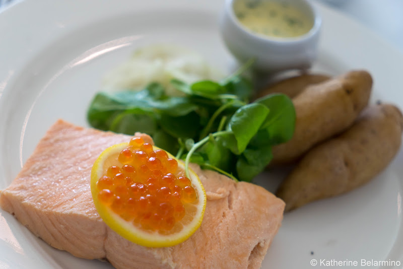 Chairman's Choice Poached Norwegian Salmon Did you Know? 3 Reasons to Choose Viking Ocean Cruises