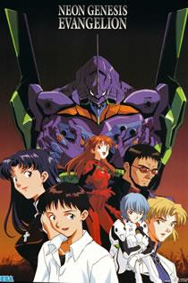 Anime Neon Genesis Evangelion Dublado