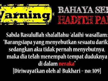 Hadis Palsu Ramadhan