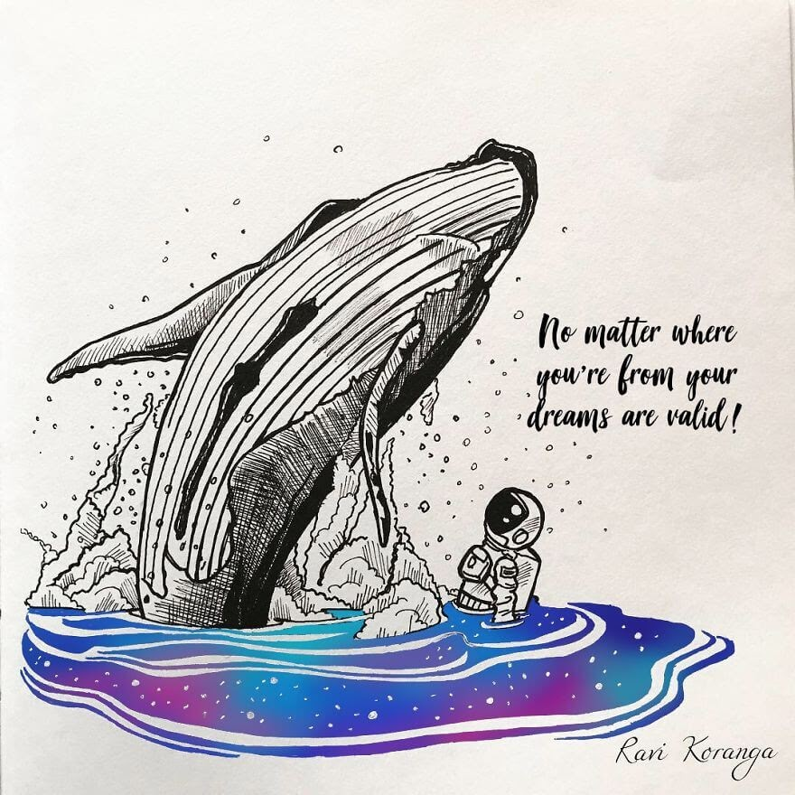 03-Whale-R-Koranga-Fantasy-Art-Illustrations-and-Quotes-www-designstack-co