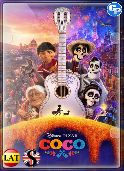 Coco (2017) HD 1080P LATINO/INGLES
