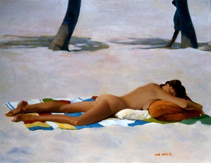 Nigel Van Wieck. Современный художник-реалист 14