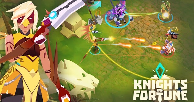 Knights of Fortune - Play Free Online Game