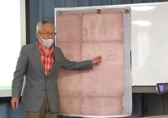 Professor Emeritus Katsuo Nishiyama of Shiga University of Medical Science