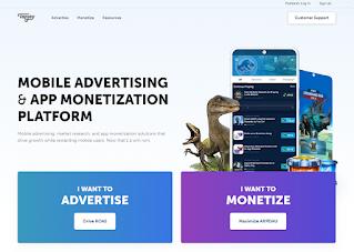 Alternatif AdMob Terbaik untuk monetisasi aplikasi Android