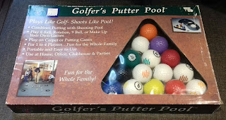 Golfer's Putter Pool by Dennco