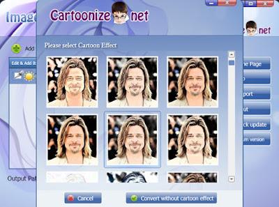 aplikasi merubah foto menjadi kartun