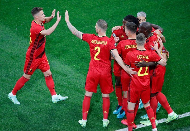 موعد مباراة الدنمارك وبلجيكا