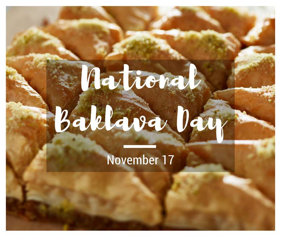 National Baklava Day Wishes