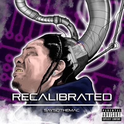 SaySoTheMac - Recalibrated - Album Download, Itunes Cover, Official Cover, Album CD Cover Art, Tracklist, 320KBPS, Zip album