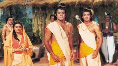 Ramanand Sagar's Ramayan (1987) trivia in Hindi
