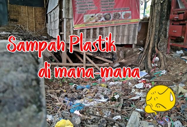 jurus kurangi sampah plastik