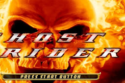 Ghost Rider High Compressed + Save Game Complete PS2 ISO [533 MB]