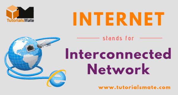 INTERNET Full Form