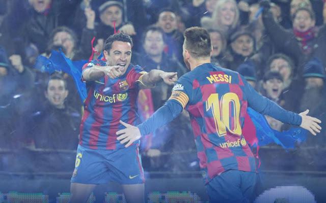 Huyền thoại Barca Xavi tiết lộ thời điểm Messi từ giã bóng đá 1