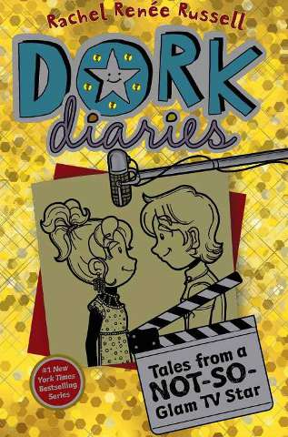 Dork Diaries 7: Tales from a Not-So-Glam TV Star PDF