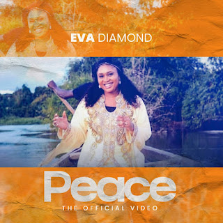 DOWNLOAD MP3: Eva Diamond - Peace [Audio + Lyrics + Video]