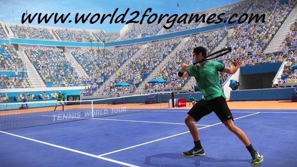 Free Download Tennis World Tour