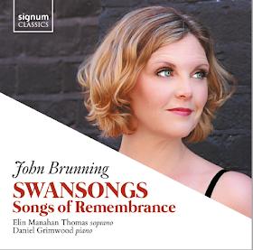 John Brunning - Swansongs - Elin Manahan Thomas