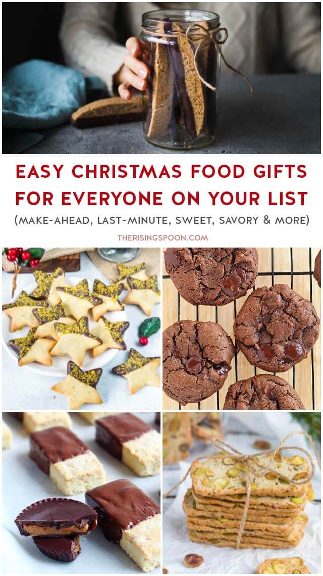70+ Homemade Christmas Food Gifts Ideas (Easy & Simple)