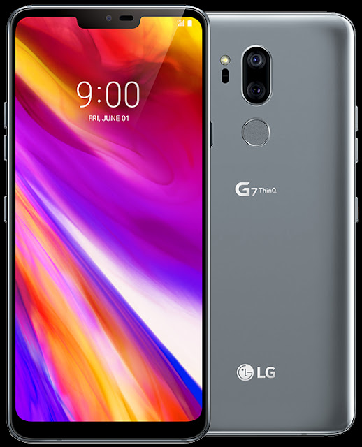 Lg G7 ThinQ official - LG G7 ThinQ Diluncurkan Layar 6,1 Inci dan RAM 4GB