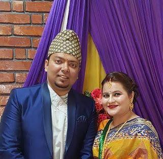Shusma & Shubarna Singh Silwal,Nepali Cute Couple