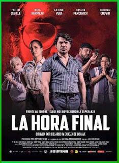 La Hora Final (2017) | DVDRip Latino HD GDrive 1 Link