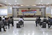 Tim STIK PTIK Lakukan Penelitian Terkait Medsos di Polda Sulut
