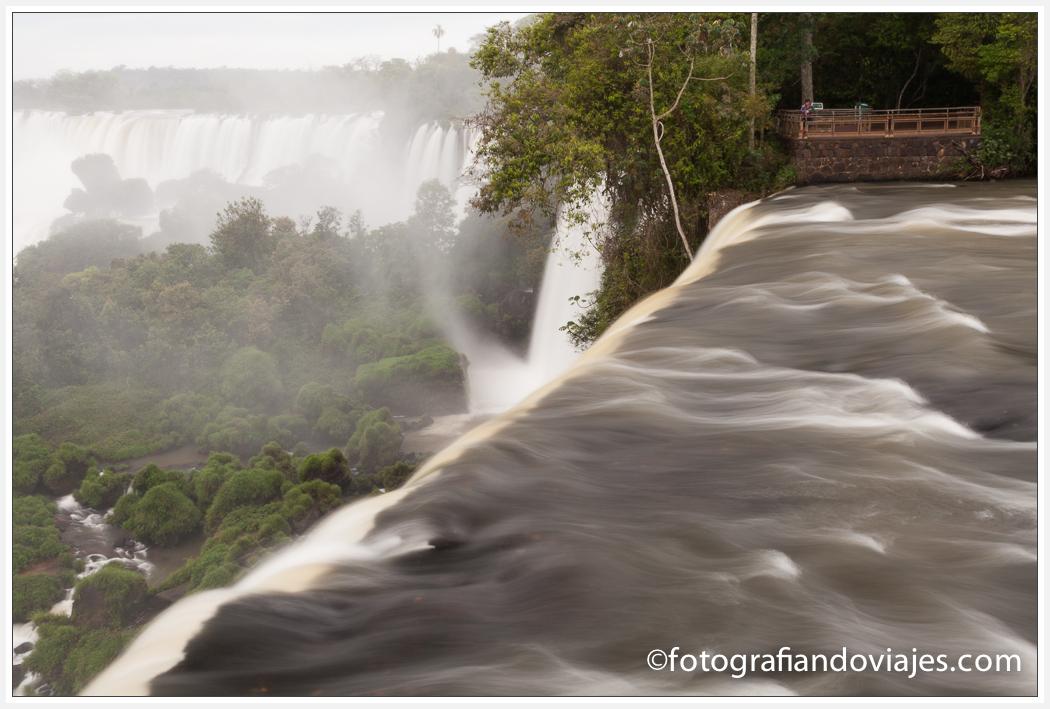 Cataratas Iguazu lado argentino